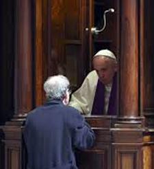 Confession - Papa Francis